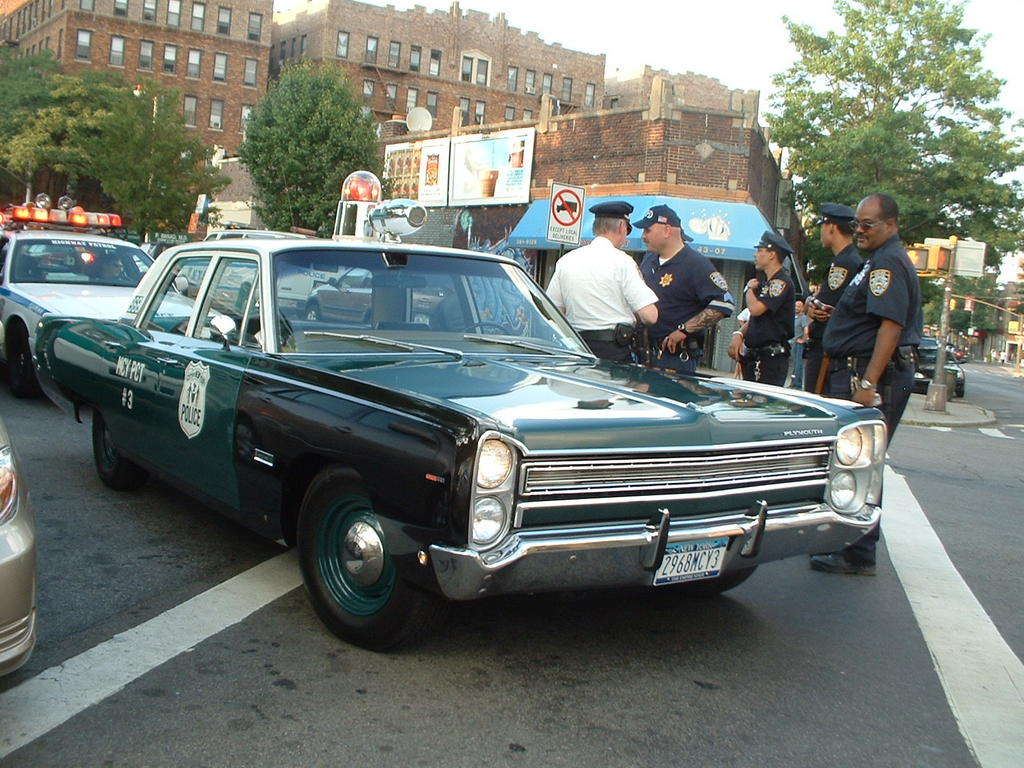 Tony the Tour Guy\'s Mostly 1970s NYC History Blog: A Vintage Police ...