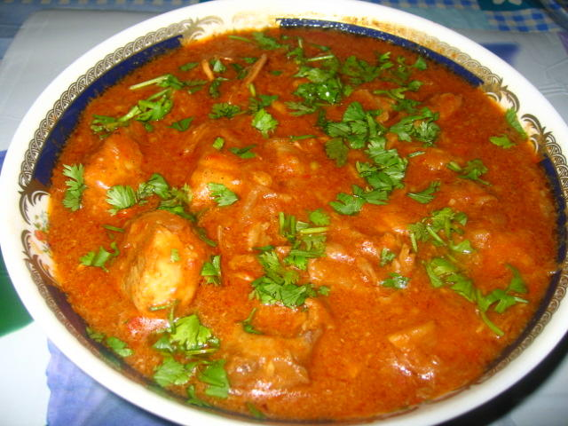 My Dhaba: Butter chicken recipe