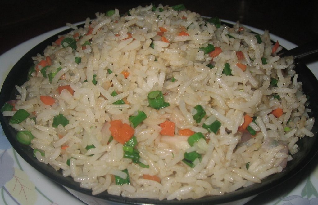 My dhaba vegetable fried rice we will make a separate post on how we cook our rice in three different methods let us present to you our favorite vegetable fried rice today ccuart Gallery