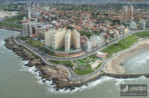 Living On The Atlantic Coast Of Argentina
