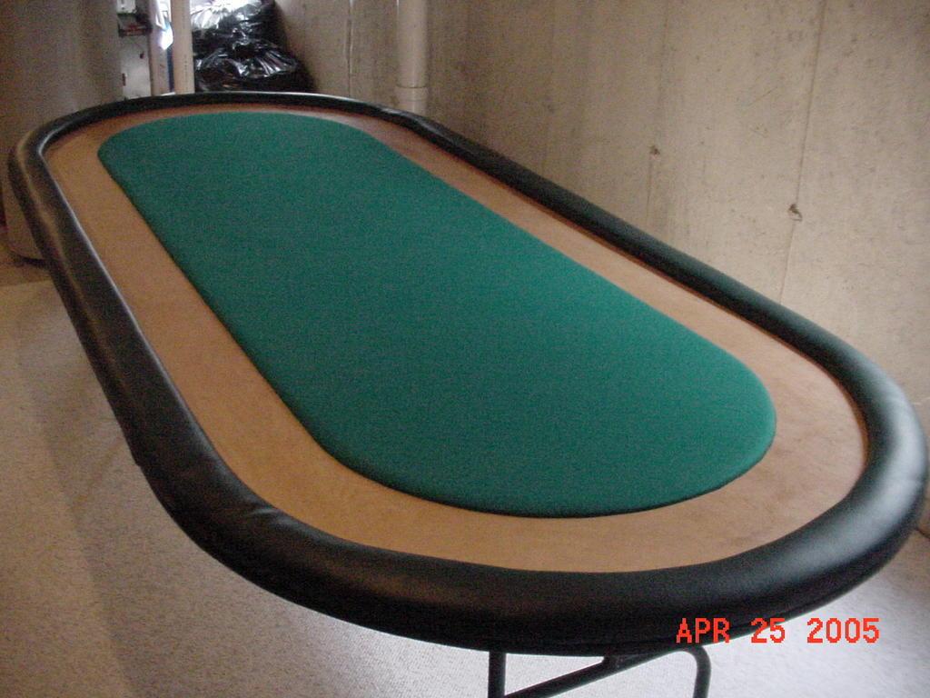 Bazkar 39 s poker voyage sweet new home poker table for 12 seater poker table