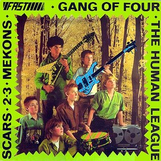 Gang Of Four Anthrax Marxists