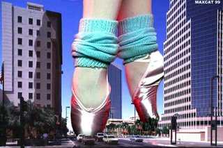 ballerina.1 Mujeres gigantes