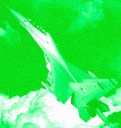 Night vision look to Sukhoi Su-30MKI