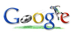 Google Football World Cup 2006 Logo
