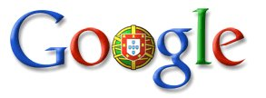 Google Portugal special logo on the occasion of Dia de Portugal on June 10, 2006