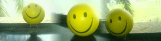 Panorama of Smileys