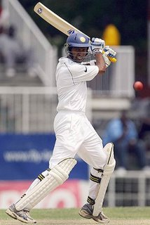 Wasim Jaffer scores a double century versus the West Indies