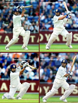 Sachin Tendulkar - Birthday - April 24