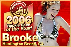 RookieBabe odf the Year - Brooke!