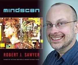 Science fiction writer Robert J. Sawyer - Mindscan