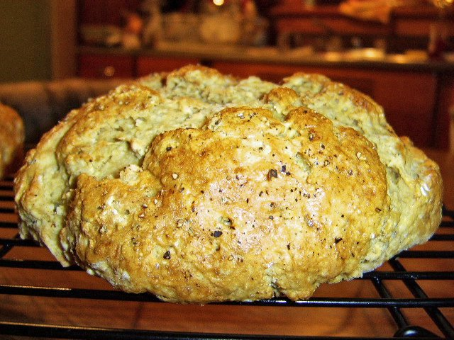 Adventures Recipes: Brown Butter Soda Bread