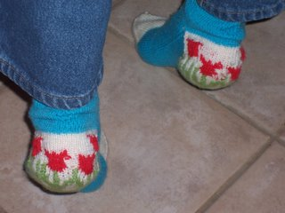 Tulip Socks