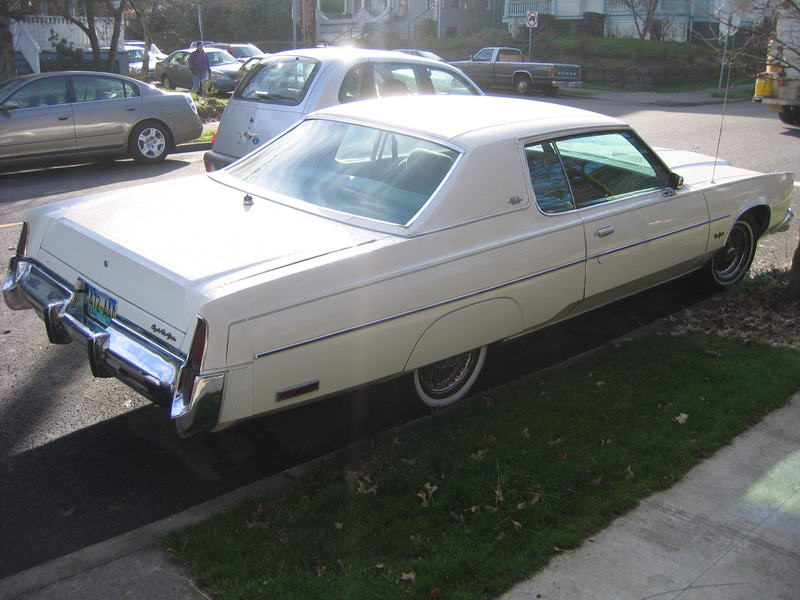 coupe-brougham: 1977 Chrysler New Yorker Brougham
