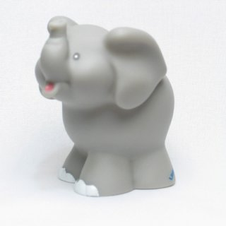 Fisher Price Little People Big Elephant Toy Music