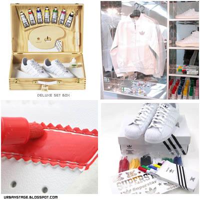 Adidas Adicolor White Series