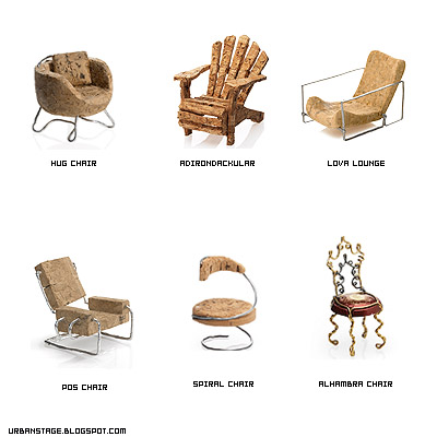 DWR Champagne Chair Contest