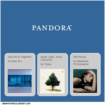 Pandora - Genome Music Project