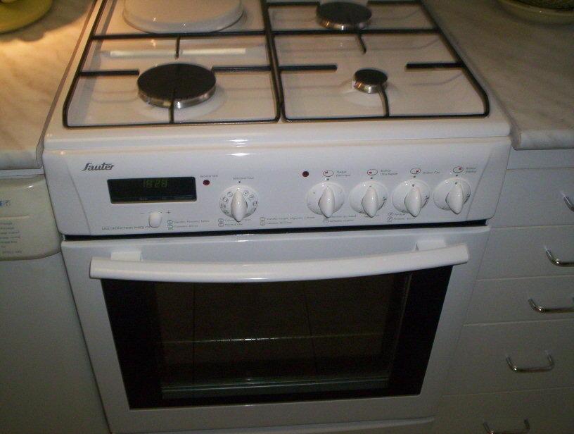 Nos articles en vente - Cuisiniere 4 feux gaz four electrique pyrolyse ...