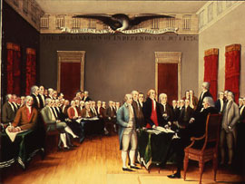Signers of the Declaration