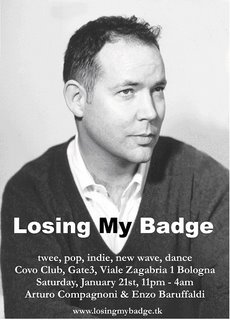  Losing My Badge #4 - Douglas Coupland 