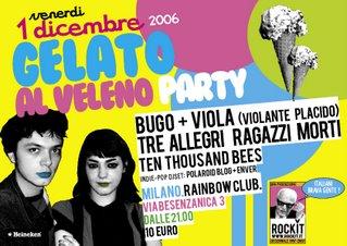 Rockit - Gelato Al Veleno