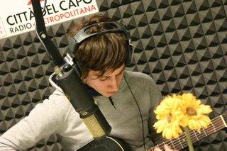Tender Forever live at polaroid (Radio Città del Capo) Bologna - 2006/04/14