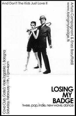 Losing My Badge #5: Television Personalities tribute