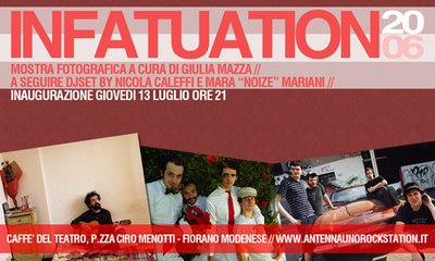 Giulia Mazza - Infatuation 2006