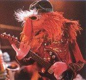 gitarristen i Mupparna