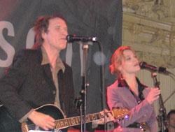 Ray och Karin sjunger Days