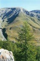 Depuis le Col des Moulinés en montant vers le Mt Mounier
