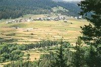Le village de Tschlin