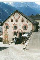 Une belle maison de la Basse Engadine