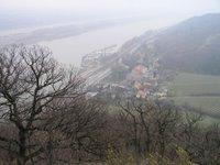 Ce matin, j'ai trempé les pieds dans le Danube...