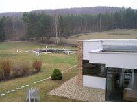 Hotel design (et très cher) à Marienhof