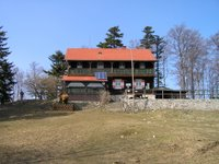 Berndorfer Hütte, sur la Hohe Mandling