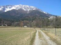 Chemin près de Sonnleiten