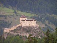 Le château de Tarasp
