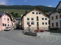 Le village de Sent, Basse Engadine
