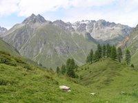Dans le Val Tasna