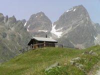 Au dessus de Guarda, dans le Val Tuoi