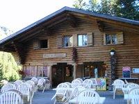Le charmant restaurant de Arnensee