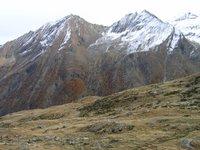 La montagne se prépare pour l'hiver