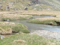 Il a fallu traverser cette rivière à pieds nus