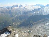 Vue depuis le sommet du Schönbichler Horn