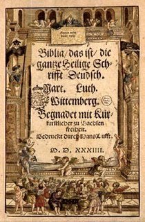 Luther's Bible Translation