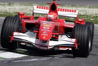 Michael Schumacher trionfa a Monza