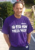 Cesare Prandelli con la maglia pro-Della Valle: IO STO CON DELLA VALLE