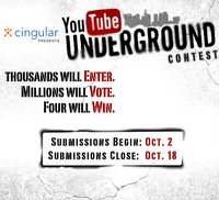 you tube underground logo